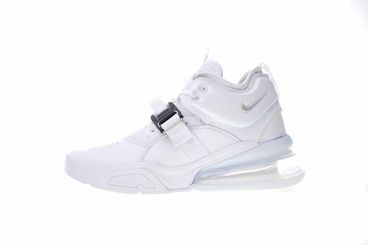 Nike Air Force 270 White Black Varsity Running Shoes AH6772-010 - Febbuy 4591bb1b2