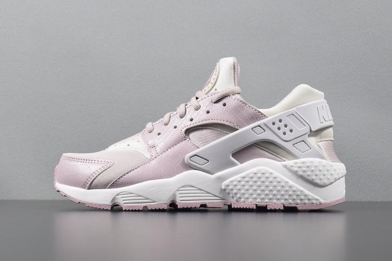 info for 36bb0 06083 Prev Nike Air Huarache Womens Running Shoe Pink White 634835-029. Zoom