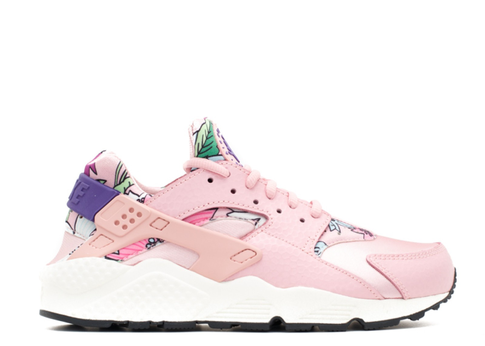 839a789febdf Prev Womens Air Huarache Run Print Aloha Pack Pink Purple Varsity Glaze  Black Soul 725076-600. Zoom
