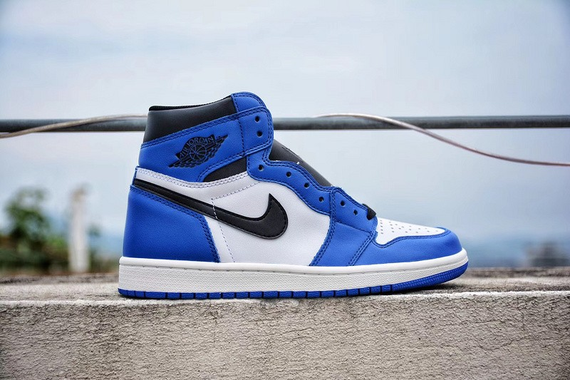 promo code cafd8 43e80 Prev Air Jordan 1 Retro High OG Game Royal Black Summit White 555088-403.  Zoom