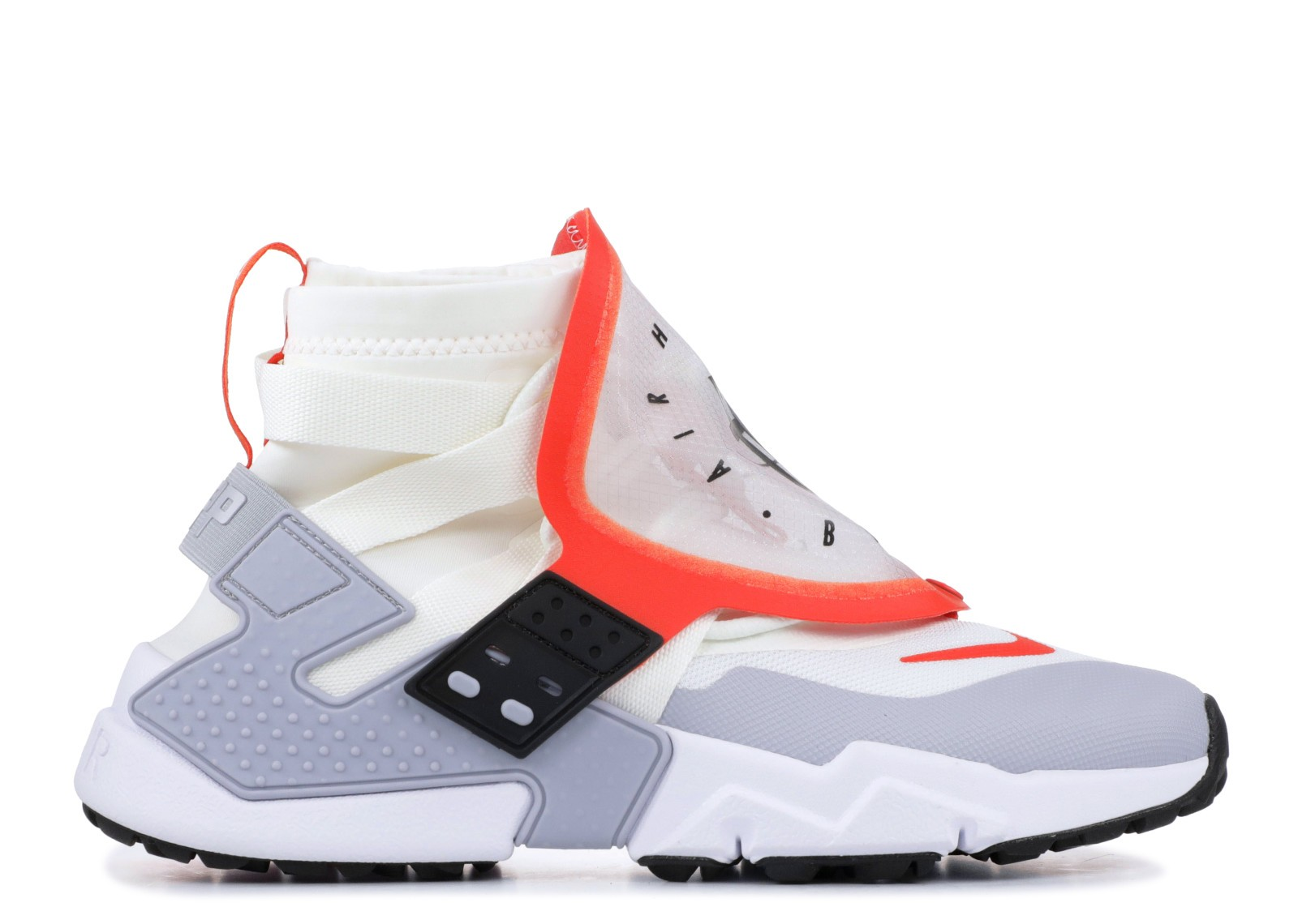 df223086b9a0 Prev Nike Air Huarache Gripp QS Sail Orange White Casual Shoes AT0298-100.  Zoom
