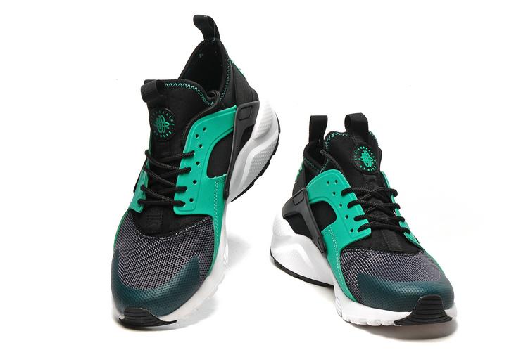5c22acded2b75 ... Nike Air Huarache Run Ultra BR Running Shoes Sneakers Dark Grey Menta Black  819685-003