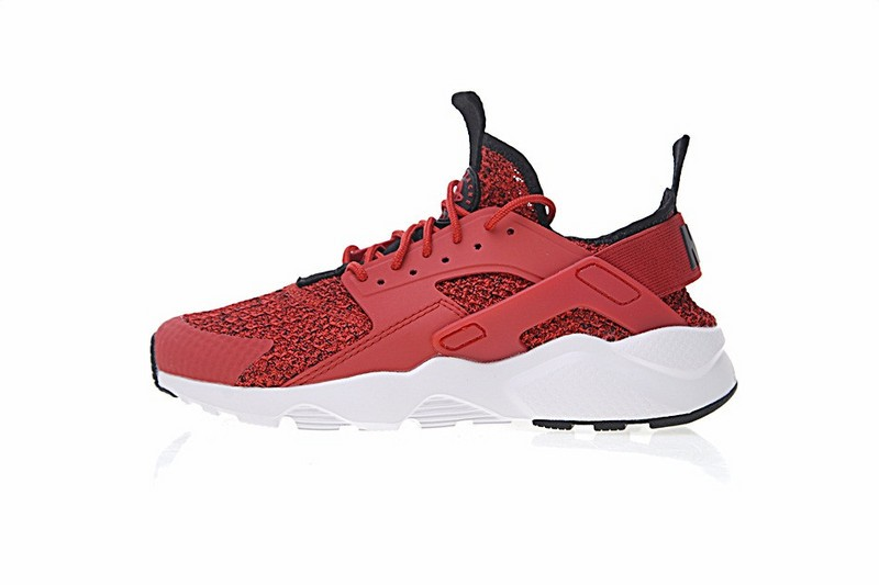 on sale ebdcc 82be7 Prev Nike Air Huarache Ultra White Team Red Black Running Shoes AH6758-600.  Zoom