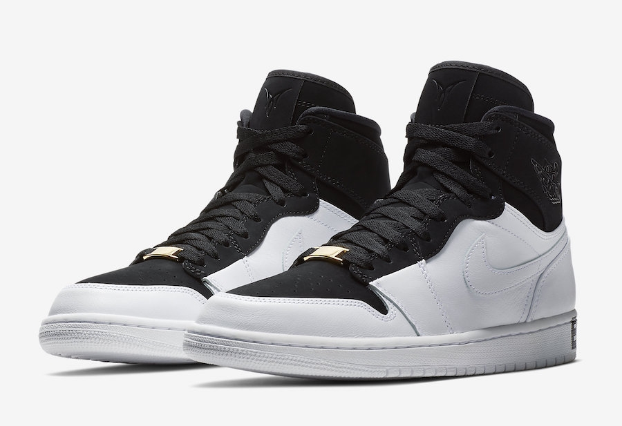 b1474030f97c Prev Air Jordan 1 Retro High Equality Black Black White-Metallic Gold ...