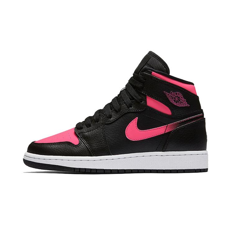 Retro Gs Gradient High 1 Reflective Pink 332148 019 3m Jordan Nike Vivid Air wOv80mnN