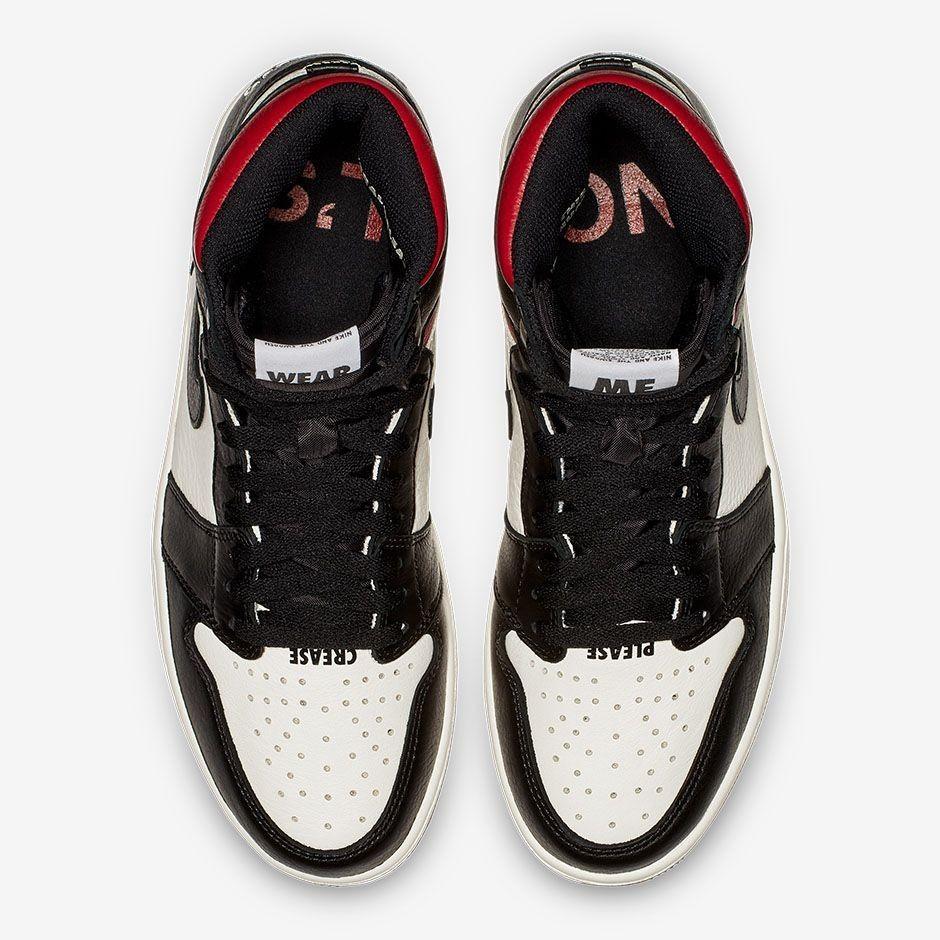 For Nike Jordan Air Varsity 861428 106 Not 1 Red Resale Retro High q354ALRj