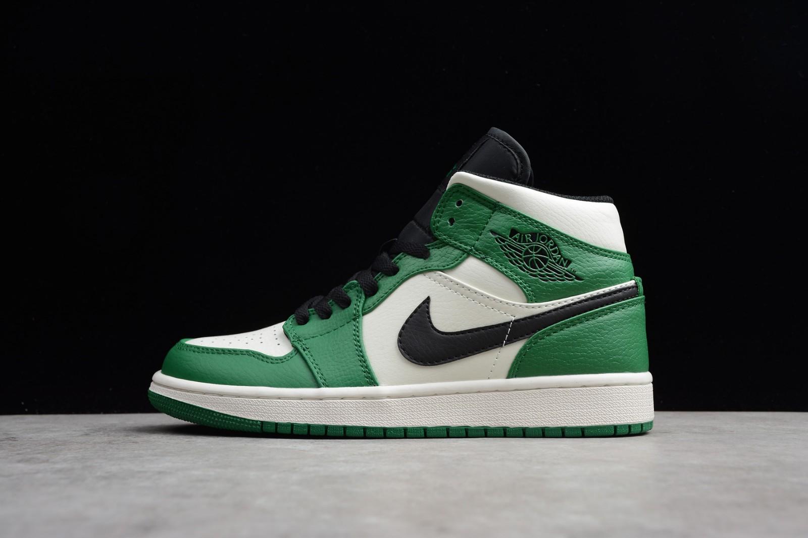 timeless design 61f1d fa450 Prev Nike Air Jordan 1 Mid Pine Green 852542-301