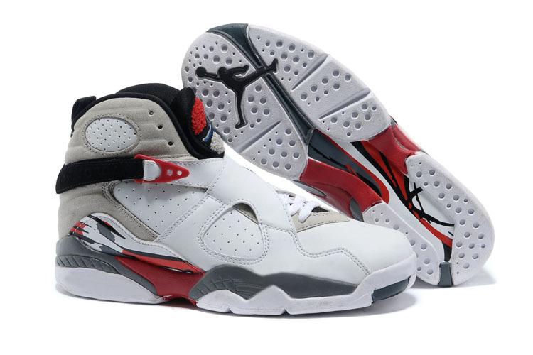 watch 97c3c 1c1a9 Prev NIKE AIR JORDAN VIII 8 RETRO BUGS BUNNY MEN WOMEN WHITE BLACK TRUE RED  Basketball Shoes. Zoom