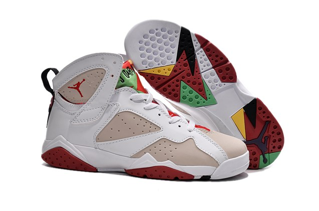 check out 6edf9 119fc Nike Air Jordan 7 VII Retro Hare Bugs Bunny White Red 304775 125