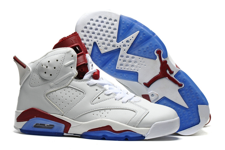 cafa7cf6bc0 Prev Nike Air Jordan 6 VI Retro Maroon Off White Infrared Men Shoes 384664- 116. Zoom