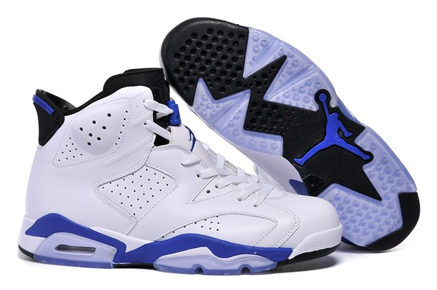 online store 8fe68 eb256 Move your mouse over image or click to enlarge. Next. CLICK IMAGE TO  ENLARGE. Nike Air Jordan VI 6 ...