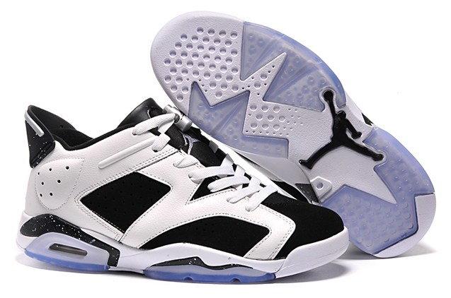 reputable site dcf8b 1538b Prev Nike Air Jordan 6 VI Low Infrared Retro Basketball White Black Men  Shoes 304401 101. Zoom