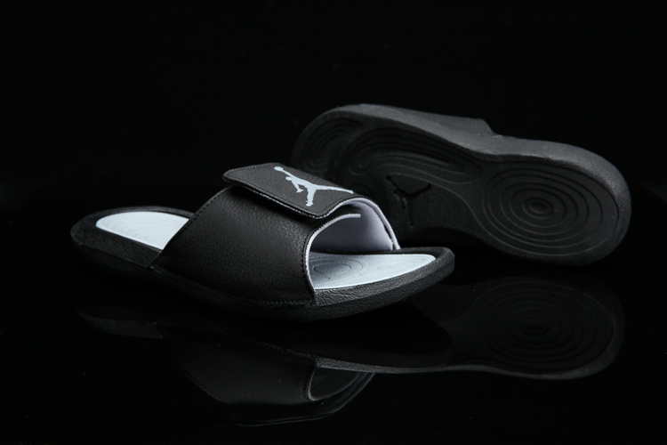 85aeb8ee915 Prev Nike Jordan Hydro 6 Black White Women Sandal Slides Slippers  881474-011. Zoom