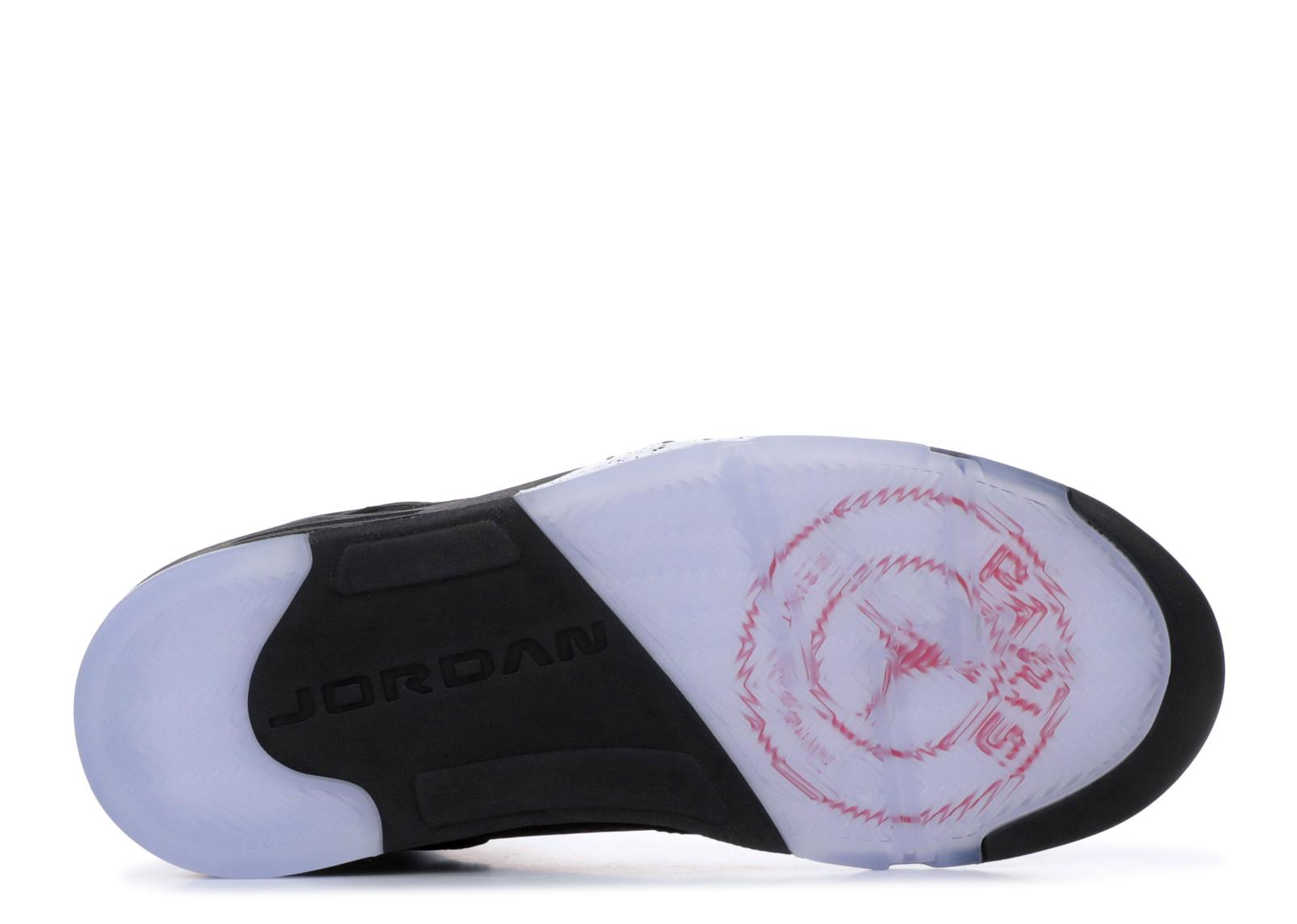 Air Jordan 5 Retro BCFC psg Paris Saint-Germain Black Challenge Red-White  AV9175-001