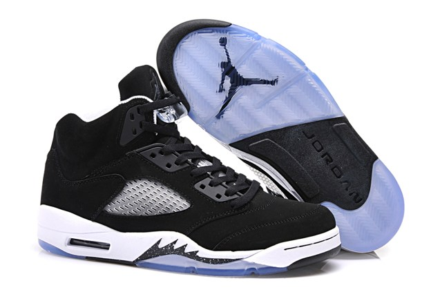 f78c644d2c0b Prev Nike Air Jordan V 5 Retro GS Oreo Black White Cool Grey 440888 035