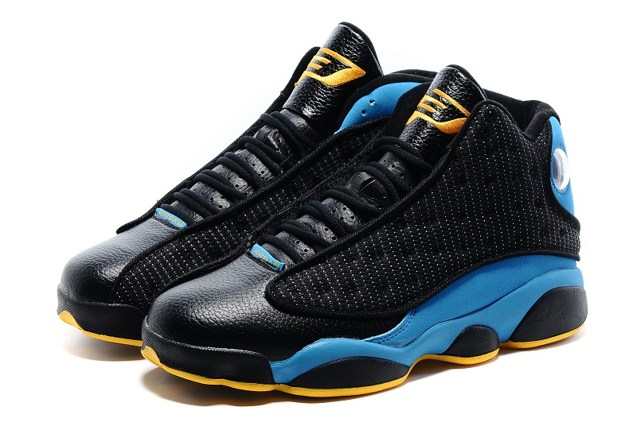 Nike Jordan CP3.XII PF 12 Chris Paul Black Red Men ...   Chris Paul Shoes 7