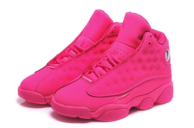 Nike Air Jordan 13 Retro Hyper Pink Rose AJXIII GS Women