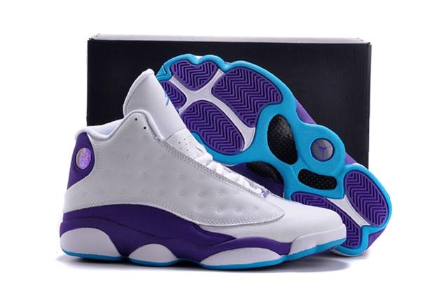 fe3f713ae1edfc Nike Air Jordan 13 XIII Hornets Sample Men Shoes 310810 107 - Febbuy