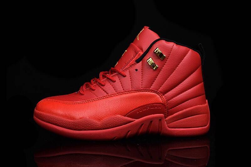 uk availability c7838 a71a9 ... france nike air jordan xii retro 12 total red men basketball sneakers  shoes 130690 7abbc a3e9a