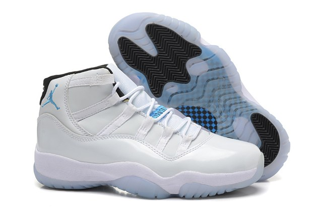 big sale a1e36 200b8 Prev Nike Air Jordan 11 Retro XI Legend Blue Columbia Men Women Shoes 378037  117