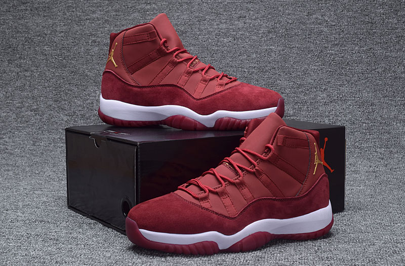 Maroon 852625 Nike Retro Air Red Velvet 11 Jordan 650 Xi Night Heiress nmN8wOy0v