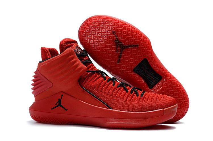 bf7bd1c3e42 Prev Nike Air Jordan XXXII 32 Men Basketball Shoes Chinese Red Black ...