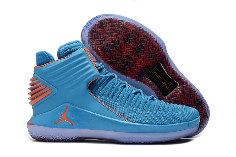 453d2585d2d47a Prev Nike Air Jordan XXXII 32 Retro Low Men Basketball Shoes Blue Orange  AA1256