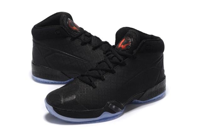 363d3528bad8b Nike Air Jordan XXX Black Cat Galaxy Anthracite Basketball Shoes 811006 010