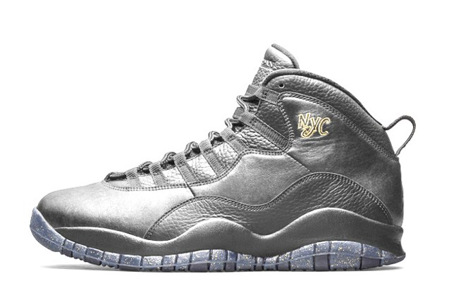 0f861a0c3491c6 Prev Men NIKE AIR Jordan Retro 10 X Nyc Black New York 310805 012 Metallic  Gold. Zoom. Move your mouse over image or click to enlarge