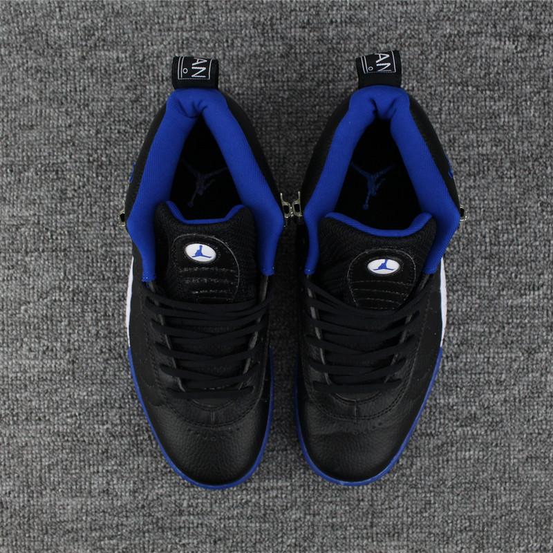 timeless design 47cf5 69bfe Prev Nike Jordan Jumpman Pro Men Basketball Shoes Black Blue White  906876-006. Zoom