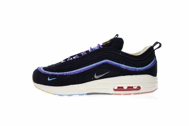 reputable site e3155 34f97 Prev Nike Air Max 1 97 VF Sean Wotherspoon Hybrid Black ...