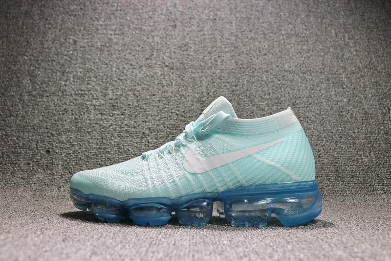 8aca58c291ea8 Nike Air VaporMax Flyknit Glacier Blue 849558-404 - Febbuy