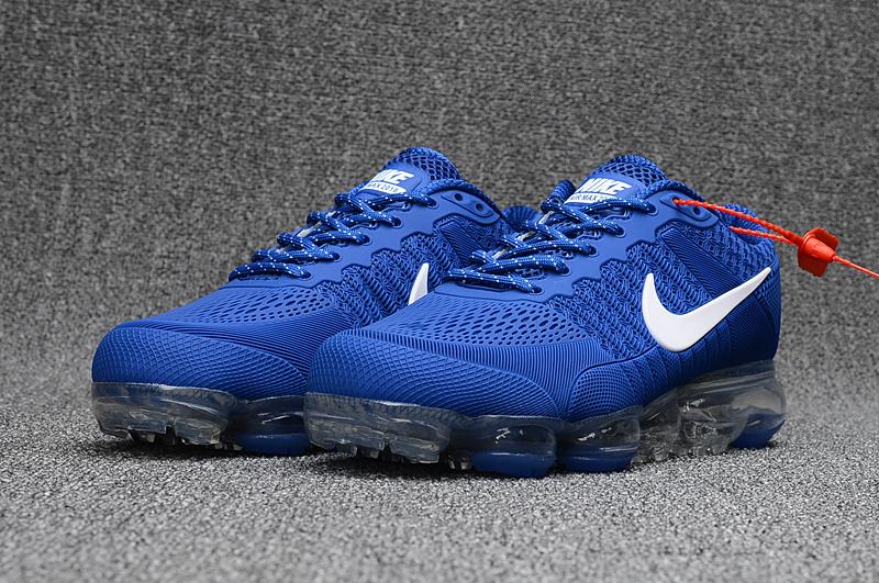 dc7861a3ca37d Nike Air Max 2018 Running Shoes Kpu Men Blue White 849558 013 Feb