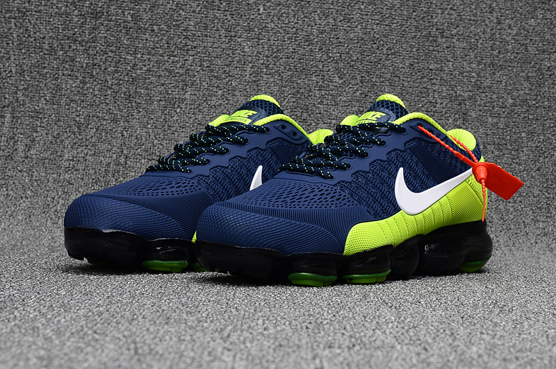d57564a511 ... Nike Air Max 2018 Running Shoes KPU Men Deep Blue White Green 849558-012  ...