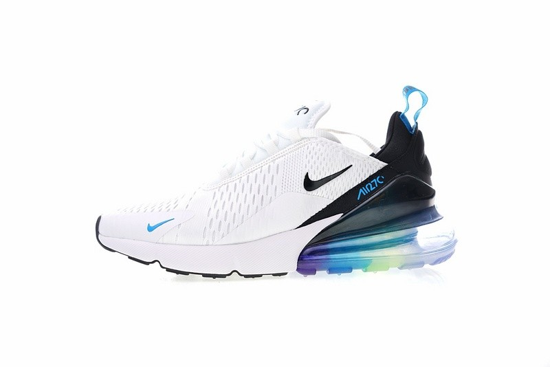 Nike Air Max 270 Betrue White Black Spectrum Blue AH8050-022 - Febbuy 54c433064