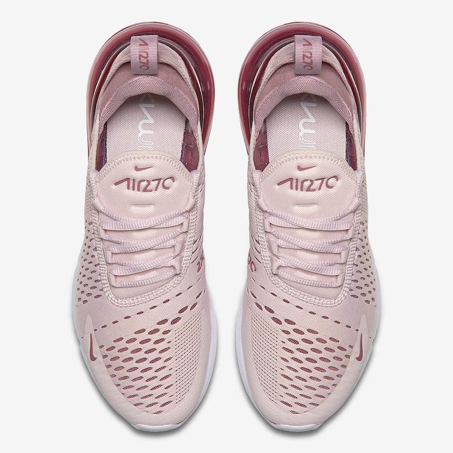 Nike WMNS Air Max 270 Barely Rose Vintage Wine Elemental