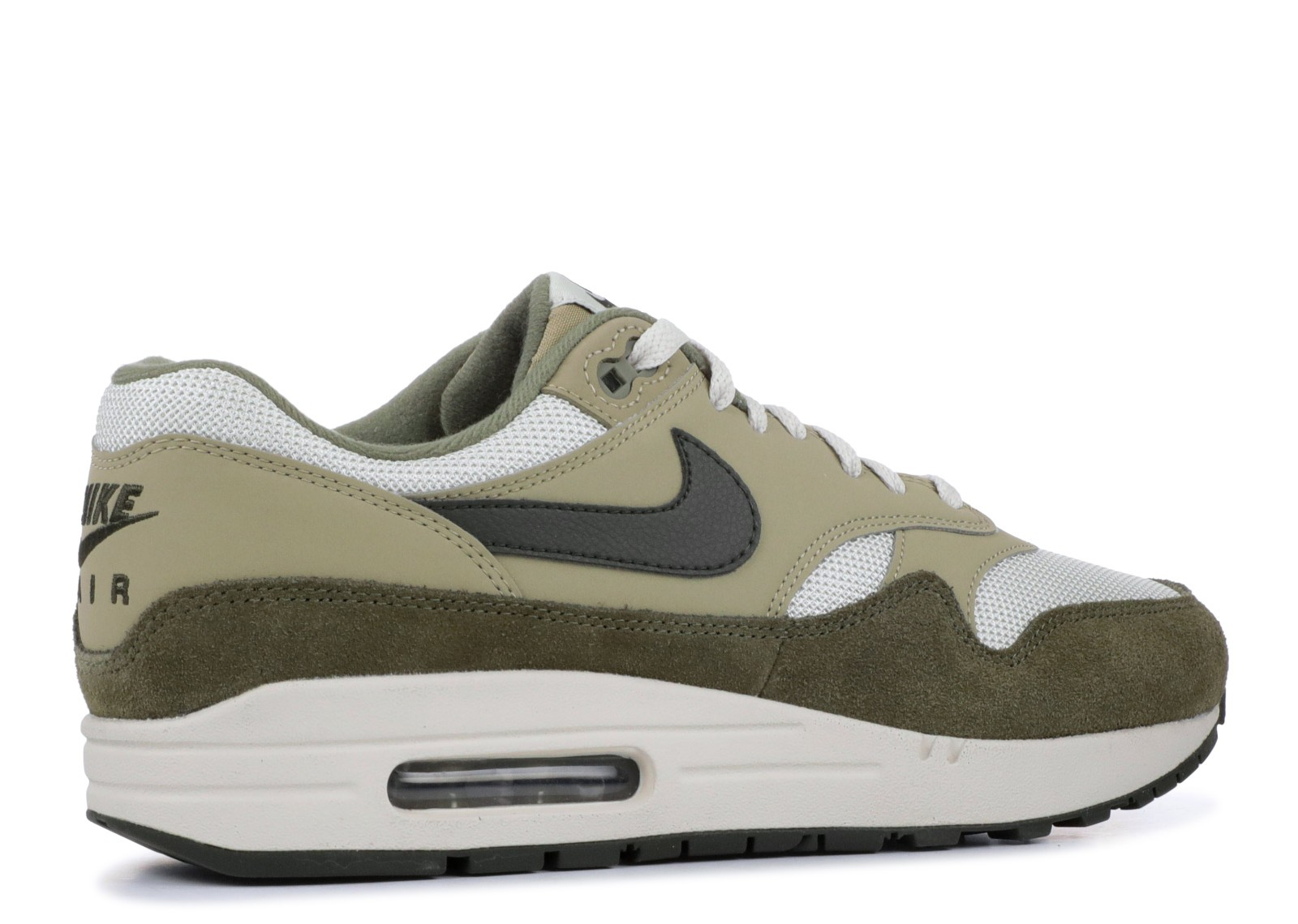 NIKE AIR MAX 1 (Medium OliveSequoia) Military Green [AH8145