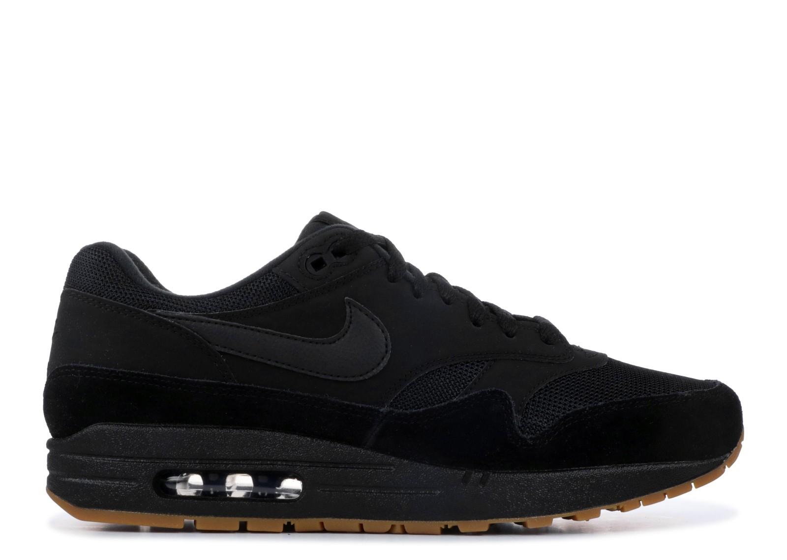 premium selection dc569 20391 Prev Nike Air Max 1 Triple Black Gum AH8145-007