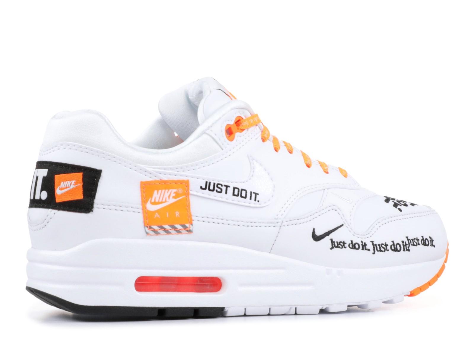 Air Black Orange Wmns 100 Max 1 Just 917691 It White Do Total Lx 7y6Yfbg