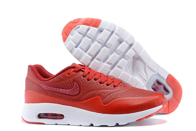sports shoes c4e40 7c70c Prev Nike Air Max 1 Ultra Moire Terra Red White 705297-611