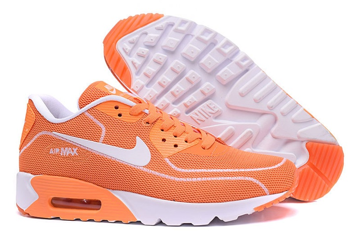 70da32e390 Prev Nike Air Max 90 Fireflies Glow Men Running Shoes BR Orange White 819474 -005