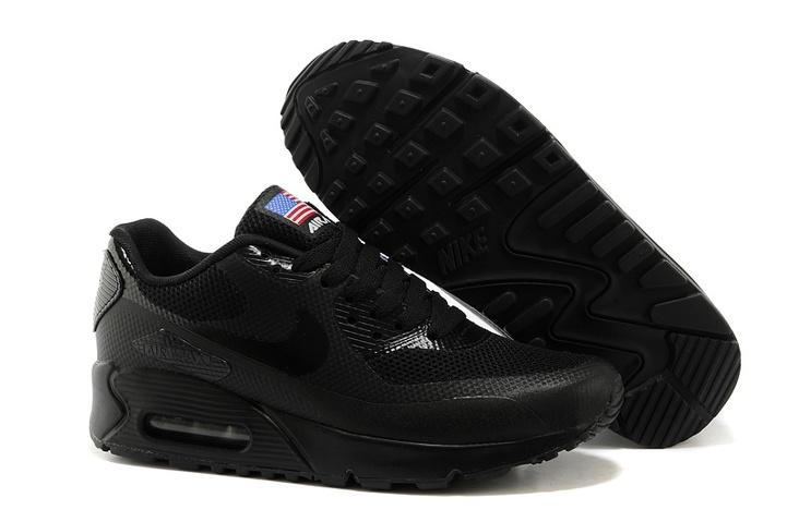 air max 90 hyperfuse black