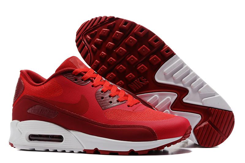 pretty nice 64652 94b99 Prev Nike Air Max 90 Ultra 2.0 Essential Red White Men Running Shoes 875695- 600