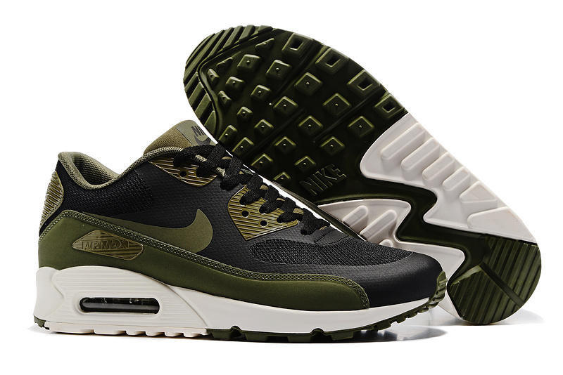 sneakers for cheap cf64a 4d79e Prev Nike Air Max 90 Ultra 2.0 Essential black deep green white men Running  Shoes 875695-. Zoom. Move your mouse over image or click ...