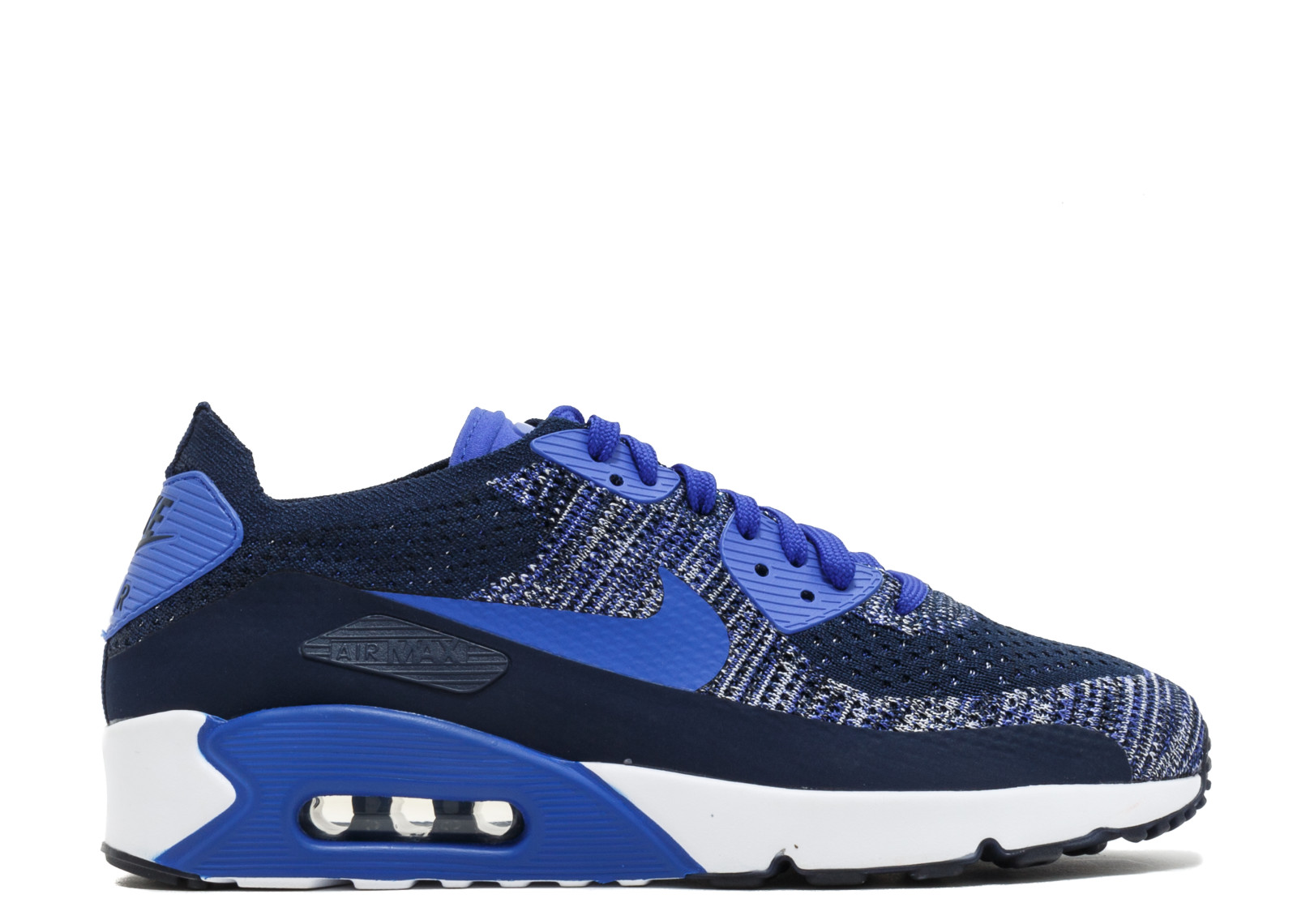 ad236c4b5287 Prev Air Max 90 Ultra 2.0 Flynit Navy Paramount Blue College 875943-400.  Zoom