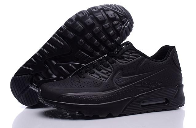 official photos e46b7 af91b Prev Nike Air Max 90 Ultra Moire Triple Black ...