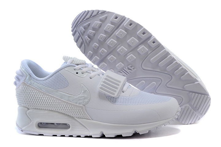 newest collection cd323 52639 ... Max 90 Air Yeezy 2 SP Casual Shoes Lifestyle Sneakers Pure White  508214-. Zoom