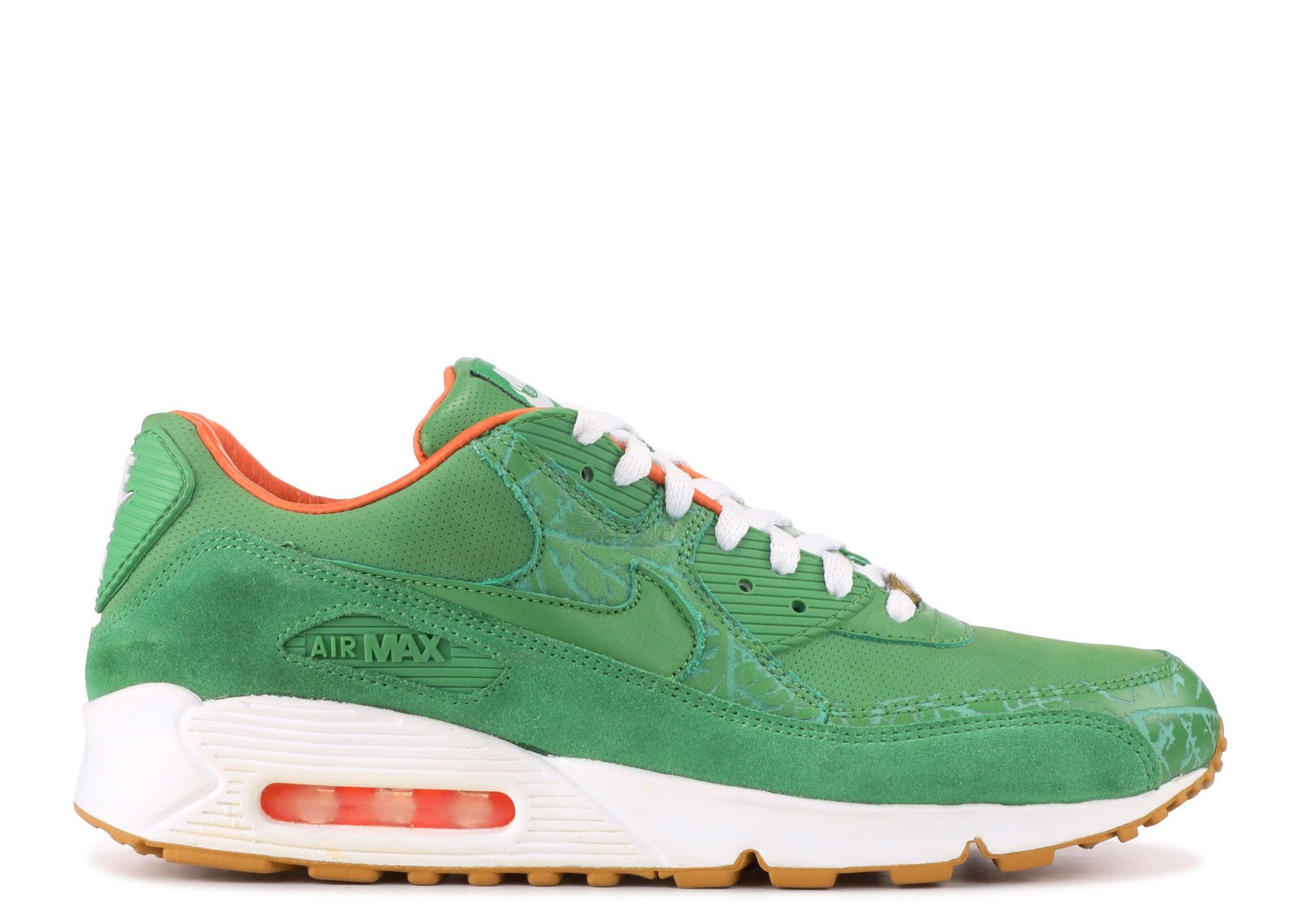 promo code 1c24e 5996d Prev Air Max 90 Premium Homegrown Orange Grass Blaze 315728-331. Zoom. Move  your mouse over image or click to enlarge