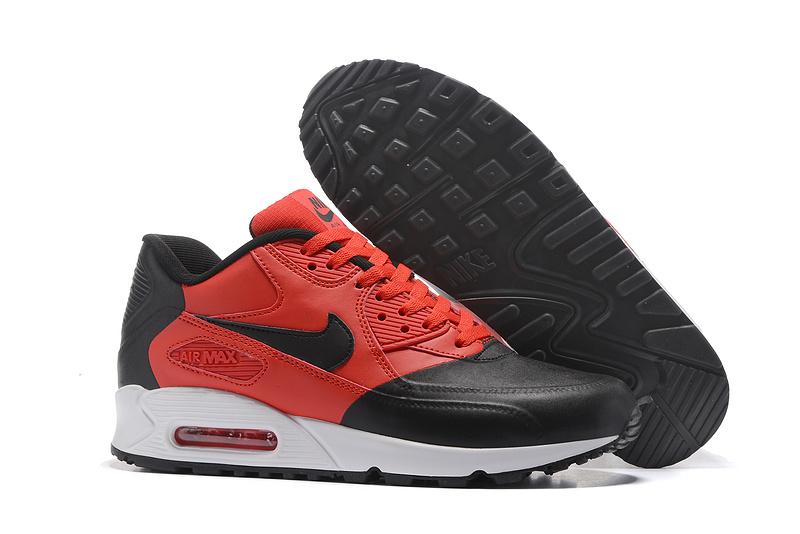 separation shoes 27440 81f55 Prev Nike Air Max 90 Premium SE black red ...