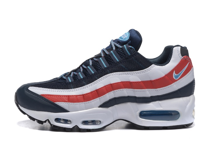 b7e5e85408 Nike Air Max 95 City QS London England Blue Red White Grey 667637-400 ...